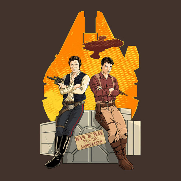han-solo-and-captain-malcolm-reynolds-partners-in-crime-t-shirt